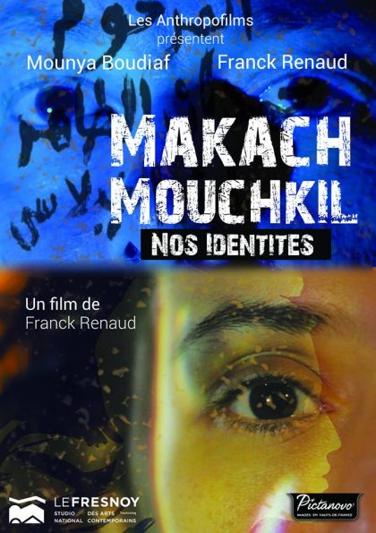 affiche film Makach Mouchkil Franck Renaud